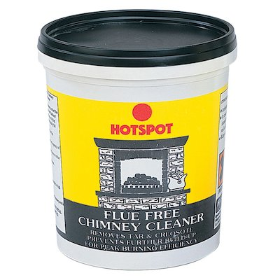 Hotspot Flue Free Chimney Cleaner Powder 750g Tub