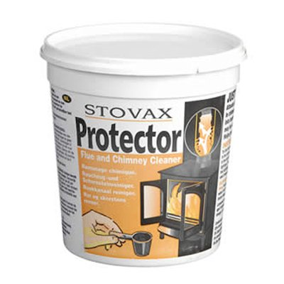 Stovax Protector Chimney Cleaner Powder 1KG Tub