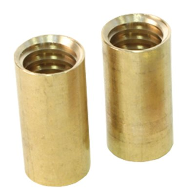 Rodstation Brass Chimney Sweeping Rod Adaptor