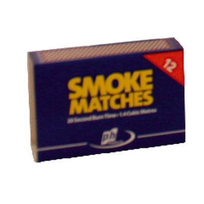 Calfire Smoke Matches