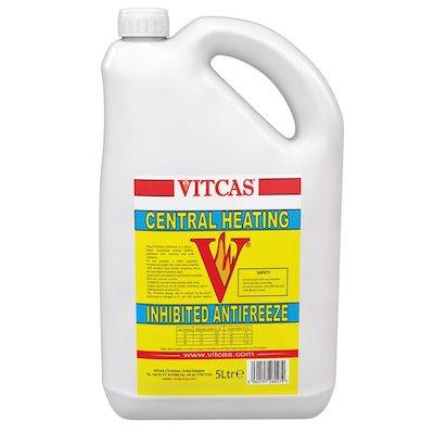 Vitcas Antifreeze Inhibitor 5L Bottle