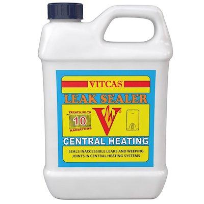 Vitcas Central Heating Leak Sealer 1L Bottle