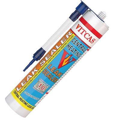 Vitcas Central Heating Leak Sealer Concentrate 310ml Cartridge