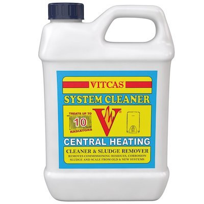 Vitcas Central Heating System Cleaner 1L Bottle