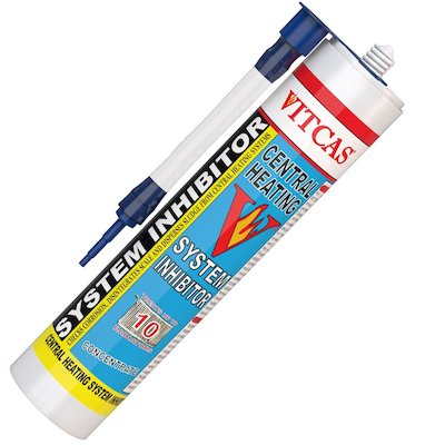 Vitcas Central Heating System Inhibitor Concentrate 310ml Cartridge