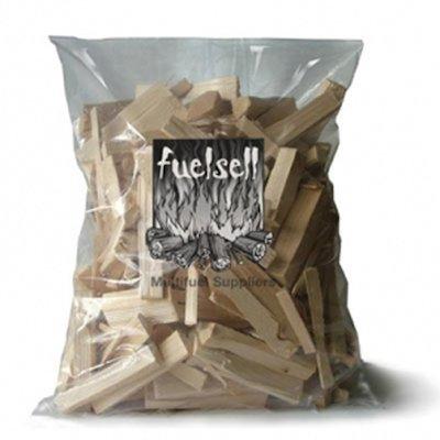 EVA Softwood Kindling Firewood - 3KG Bag