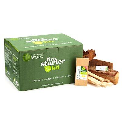 Certainly Wood Firestarter Pack