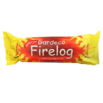 Gardeco Instant Lighting Firelog - Individual
