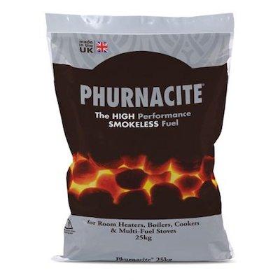EVA Phurnacite Smokeless Coal Pallet - 50x 25KG Bags