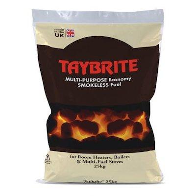 EVA Taybrite Smokeless Coal Pallet - 50x 25KG Bags