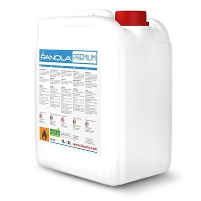 Fanola Premium Bio-Ethanol 5L Bottle