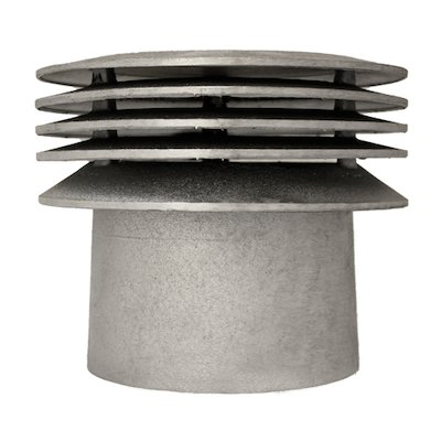 Triplelock Gas/Oil Aluminum Cast Terminal Cowl