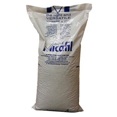 Quattro Plus Insulation Vermiculite Loose Fill 100L Bag