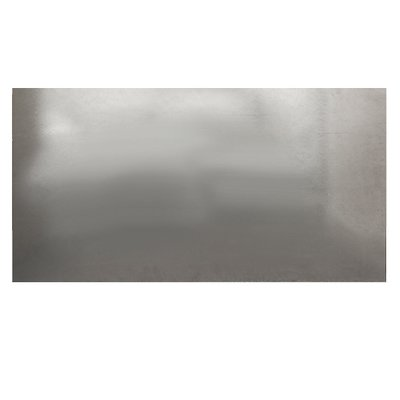 Basic Steel Register Plate 1000x500