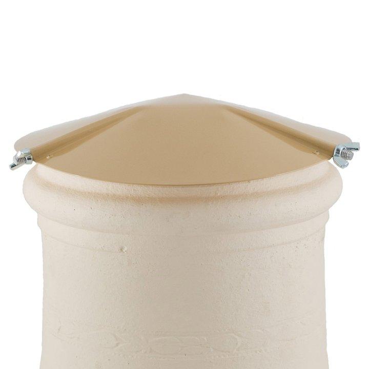 Brewer Chimney Pot Capper Buff Hook Fix - Buff