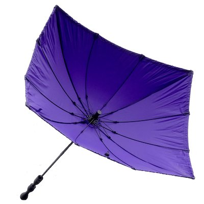 Chimellea Chimney Umbrella Purple Large