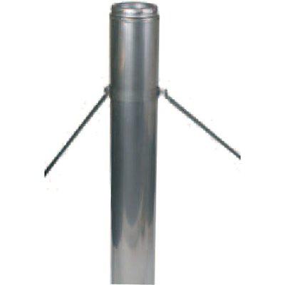 Convesa KC Twinwall Flue Telescopic Roof Brace Arms