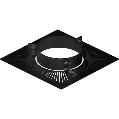 Midtherm HTS Twinwall Flue Ventilated Support Plate