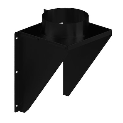 Midtherm HTS Twinwall Flue Intermidiate Wall Support Bracket