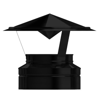 Midtherm HTS Twinwall Flue Double Inverted Cowl