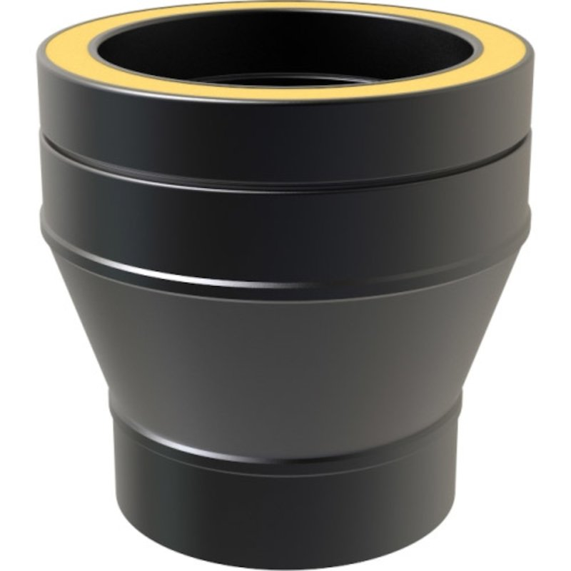 ACR Heat Resistant Stove Paint - Aerosol Spray - Black