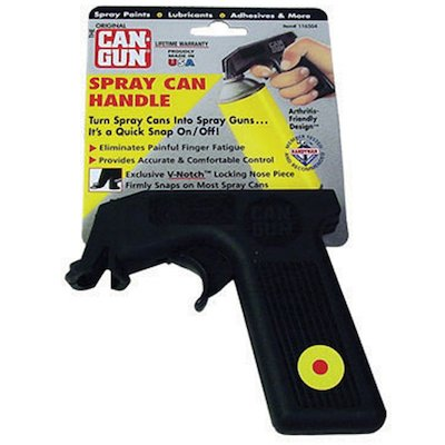 Stovebright Aerosol Spray Can Gun - With Trigger