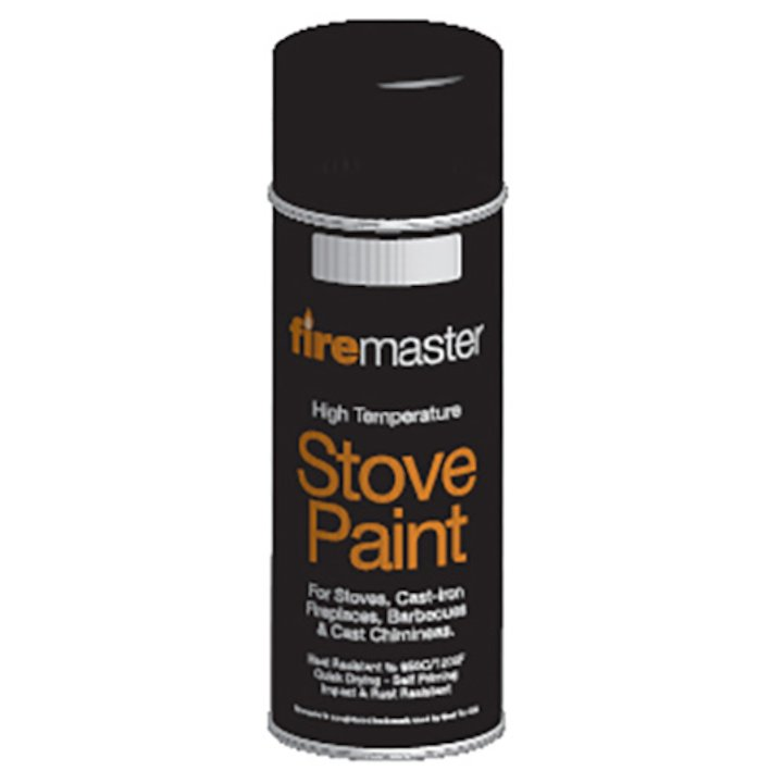 ESSE Heat Resistant Stove Paint - Aerosol Spray - Ash White