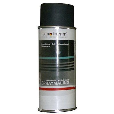 Senotherm Heat Resistant Stove Paint - Aerosol Spray