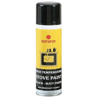 Hotspot Heat Resistant Stove Paint - Aerosol Spray