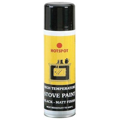 Hotspot Heat Resistant Stove Paint - Aerosol Spray