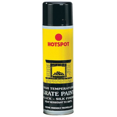 Hotspot Heat Resistant Grate Paint - Aerosol Spray