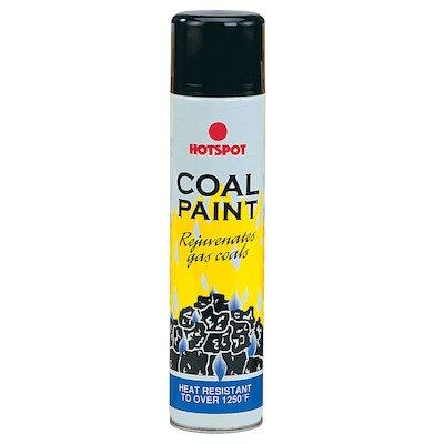 Hotspot Heat Resistant Coal Paint - Aerosol Spray