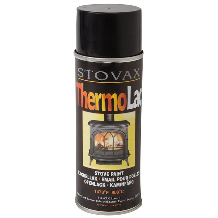 Thermolac Heat Resistant Stove Paint - Aerosol Spray - #n / A