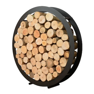 Harrod Circular Log Holder
