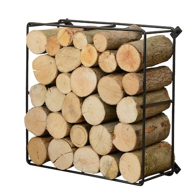 Harrod Wire Square Log Holder