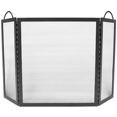 Manor Vermont 3 Fold Fire Screen