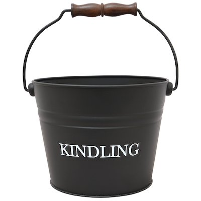 Calfire Kindling Small Bucket - With Handle