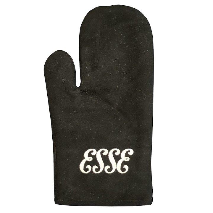 ESSE Heat Resistant Mitten - Black