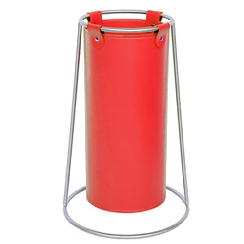 Ferrari Opus Focus Giova Fire Tool Holder Red Stainless Steel - Red