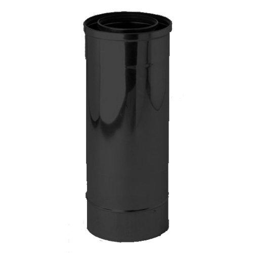 Gazco 500mm Length Balanced Flue Pipe - Anthracite