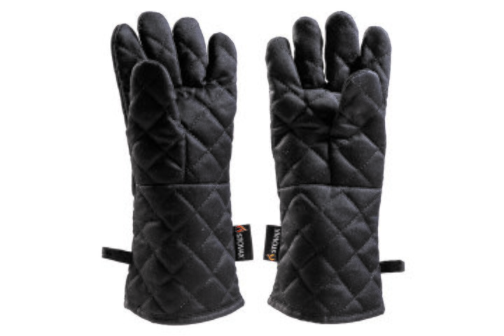 Stovax Heat Resistant Gloves (Pair) - Black