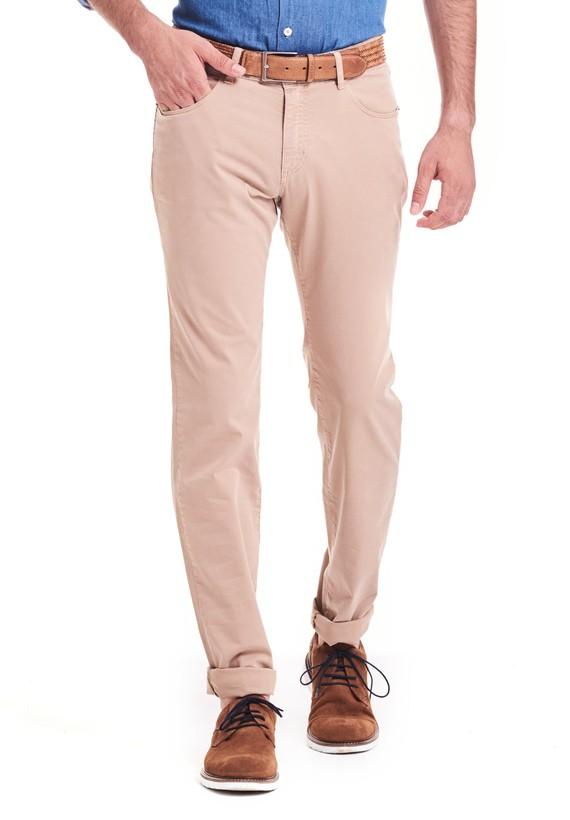 Pantalón 5 bolsillos hibrido