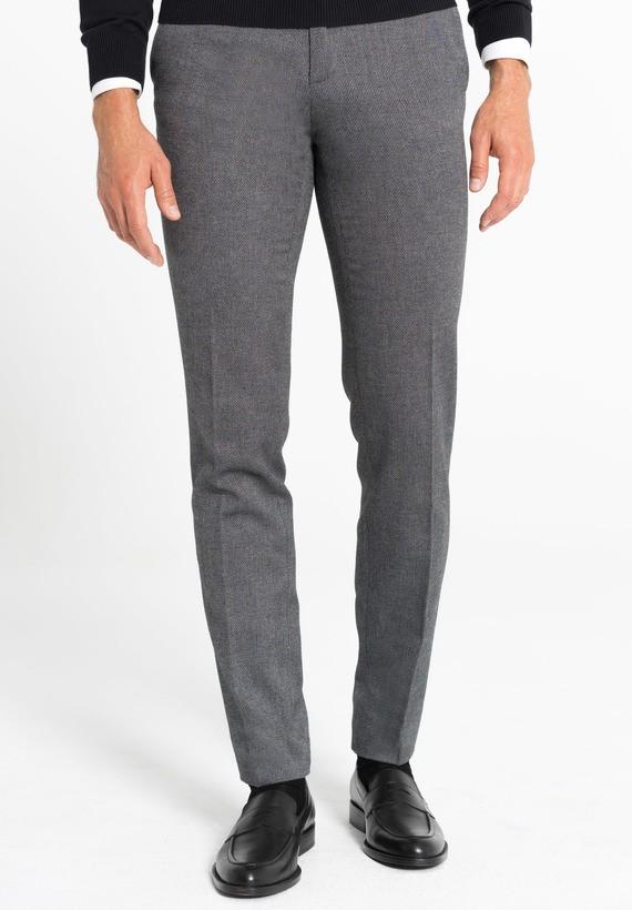 Pantalón chino vestir semi slim