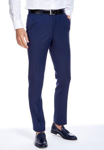 Pantalón vestir medium tejido micro estructura