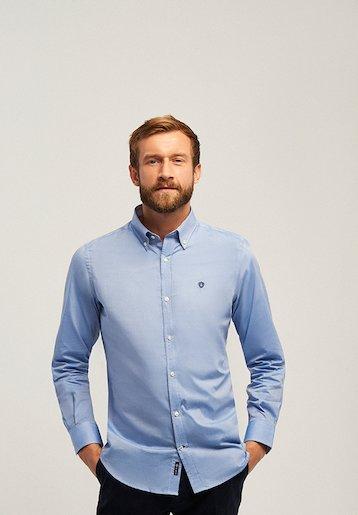 Camisa clásica Oxford