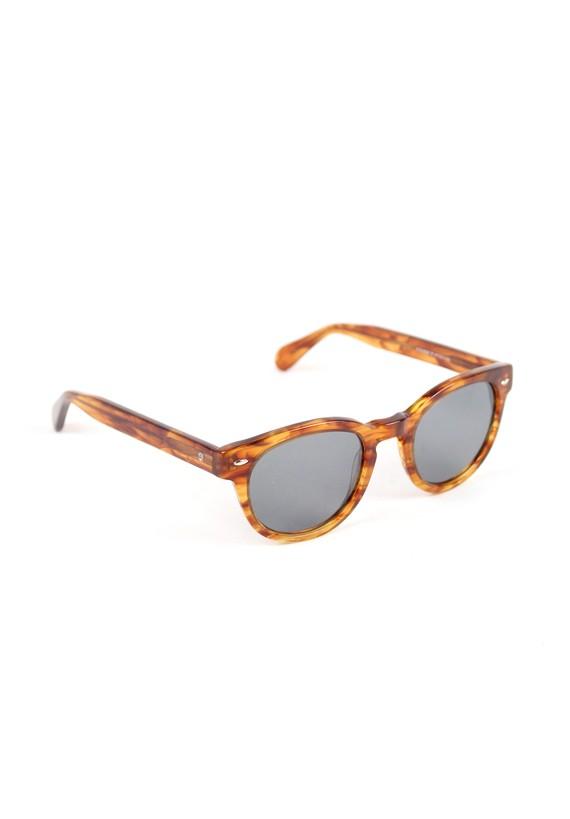 Gafas de sol montura nacar claro - Miel