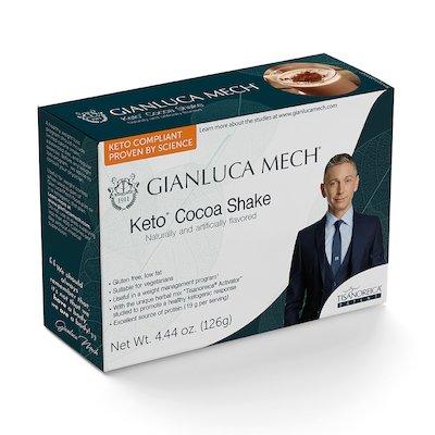 Bebida con sabor a cacao