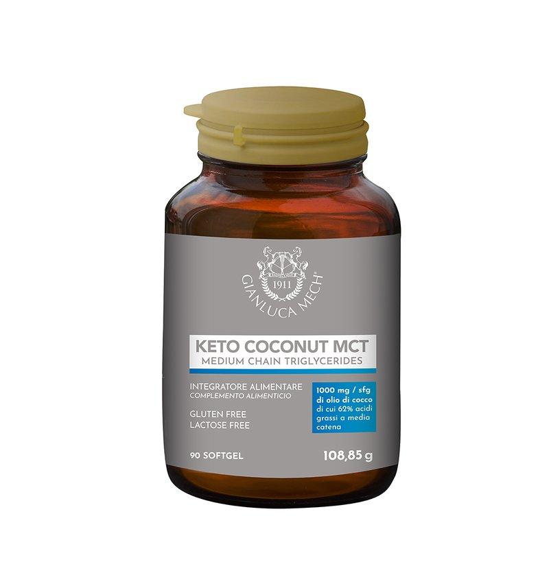 KETO COCONUT MCT