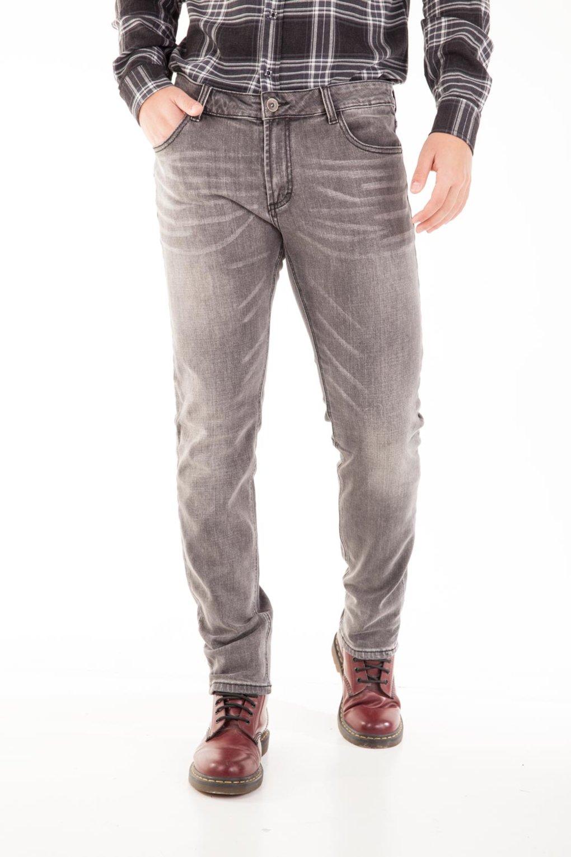 Pantalone Cinque Tasche in Drill di Cotone