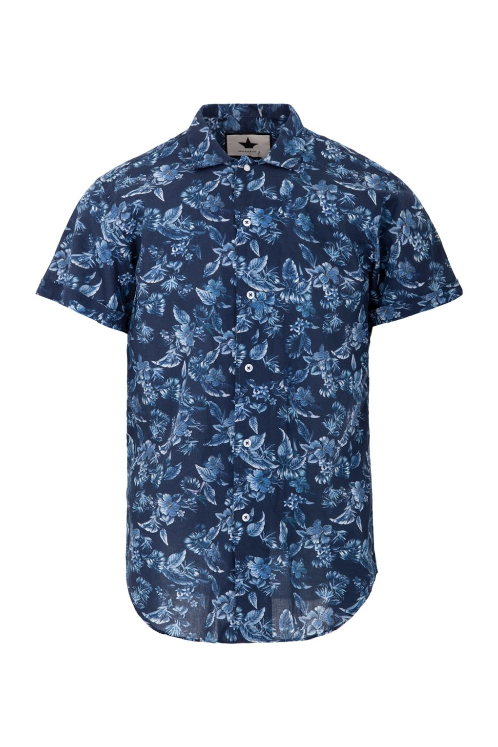 Man's Hawaiian shirt